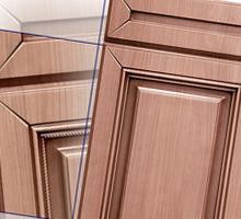 Патинированные фасады мдф (патина) для мебели