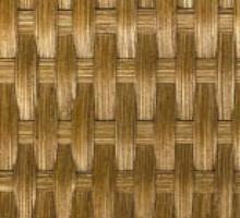 ротанговые и бамбуковые полотна, натуральные обои для наполнения дверей купе шкафа и фасадов мебели