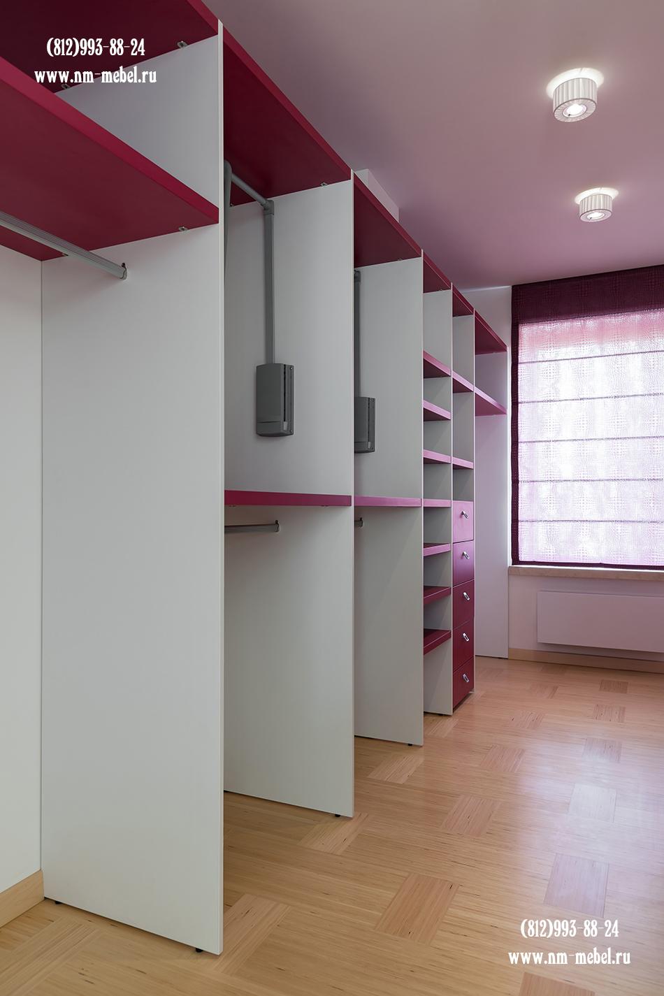 детский шкаф для одежды схема внутри