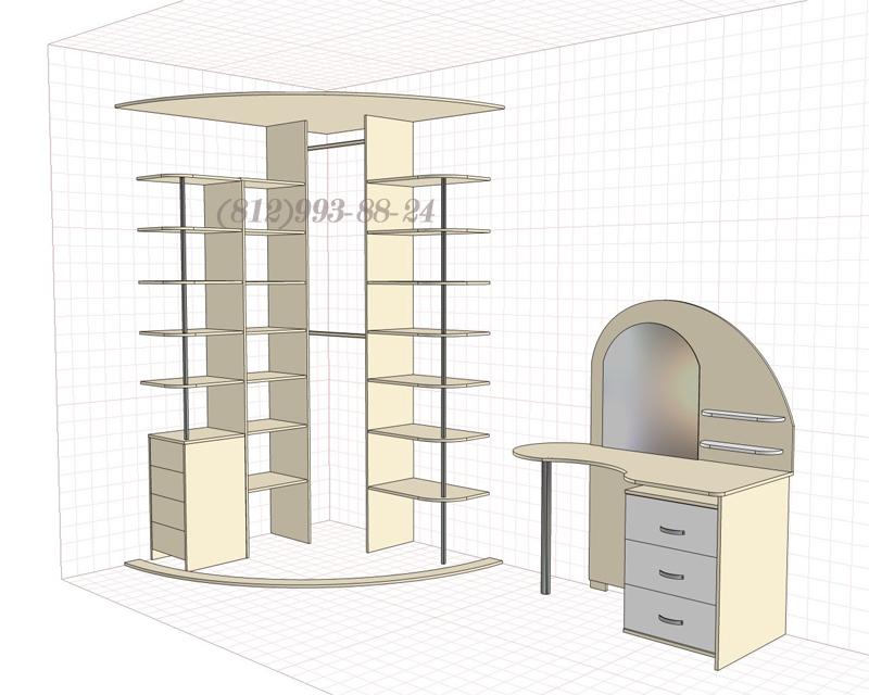 проект, схема, чертеж внешнего