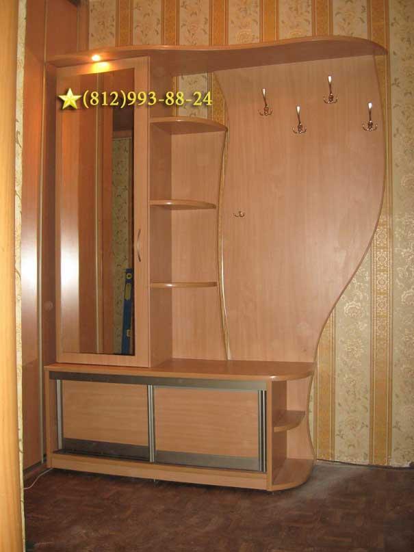 Варианты шкафов купе и внутреннее