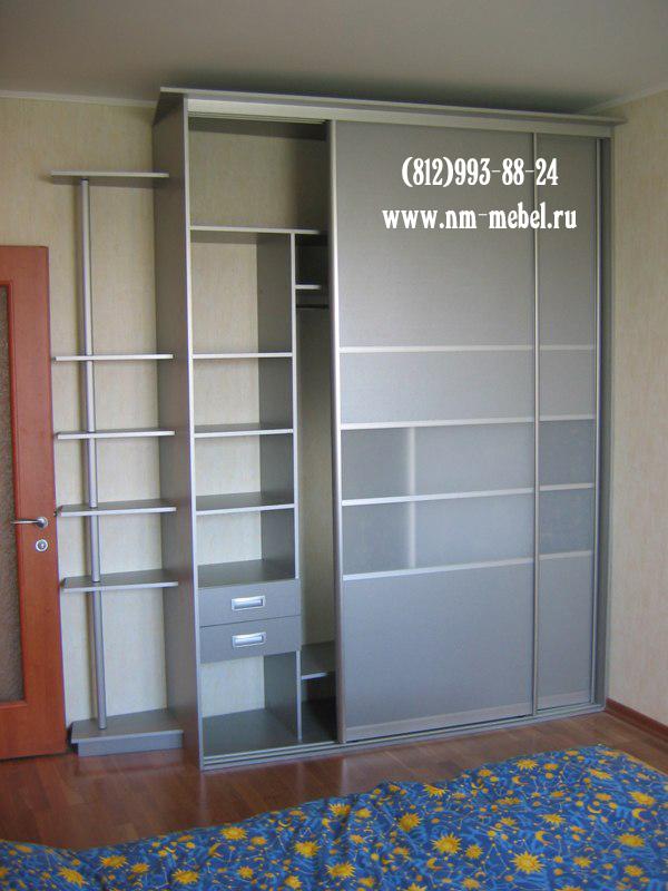Угловой шкаф купе   от производителя