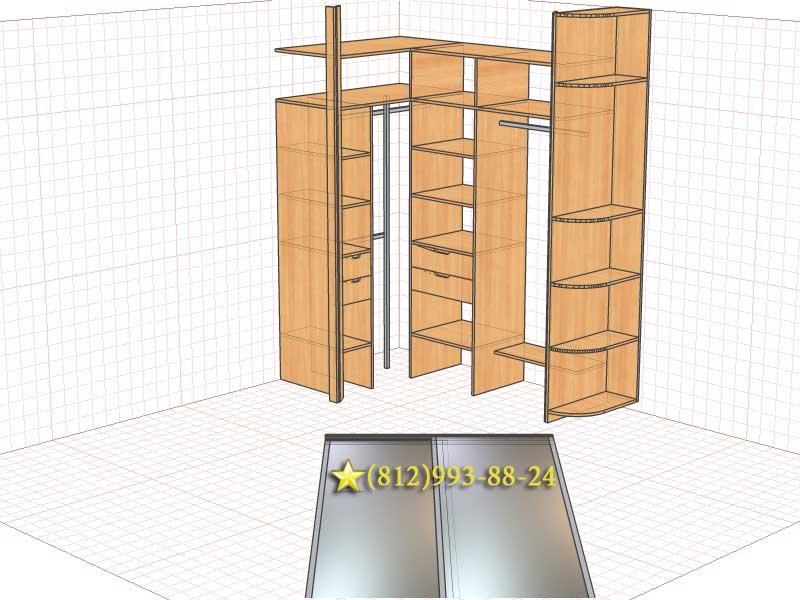 Шкафы петербурга шкафы купе спб шкаф