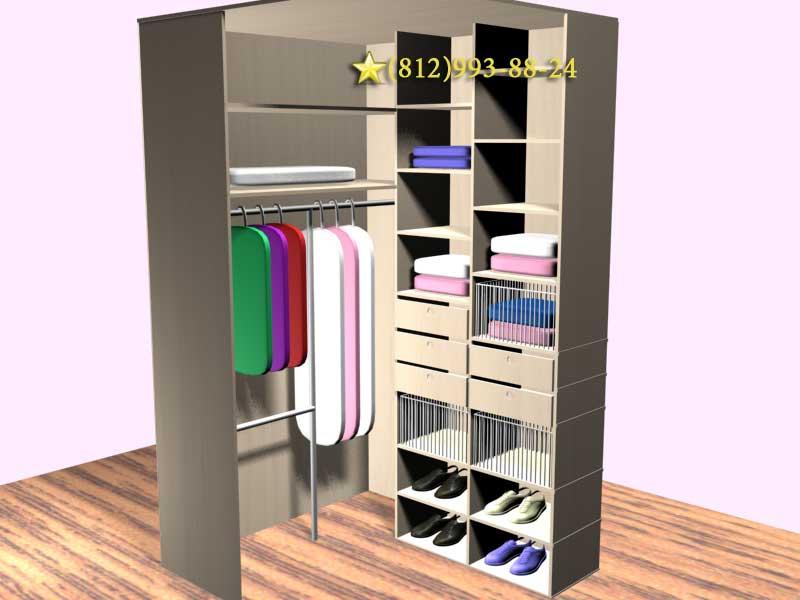 Угловой шкаф на заказ угловые шкафы